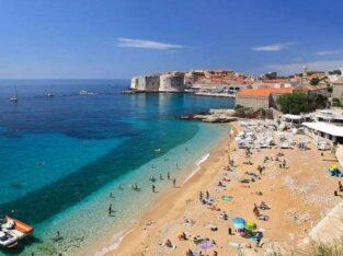 Plaža Banje, Dubrovnik