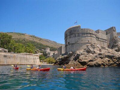 Sea Kayaking and Snorkeling Tour