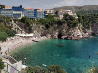 Plaža Bellevue, Dubrovnik