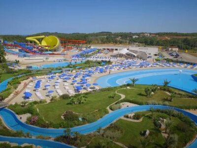 Aquapark Aquacolors, Poreč