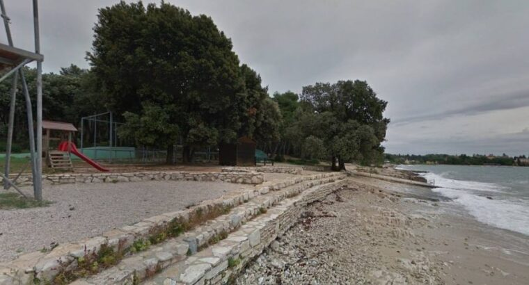 Plaža Valdaliso, Rovinj
