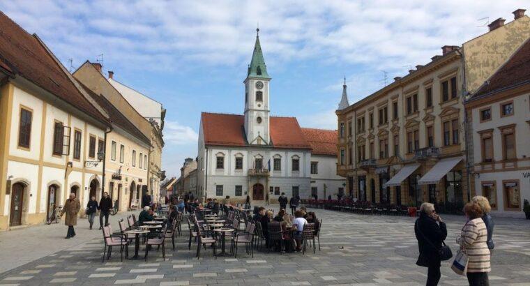 Gradska vjećnica, Varaždin