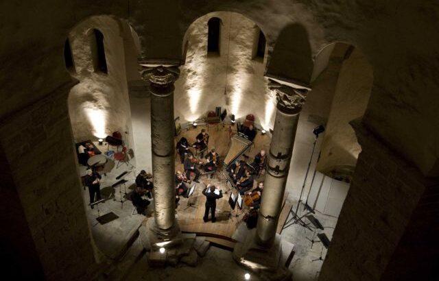 Glazbene večeri u Donatu