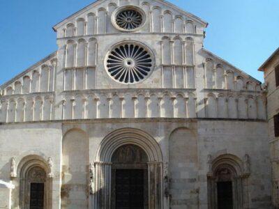Katedrala svete Stošije, Zadar