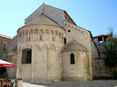 Crkva sv. Krševana, Zadar