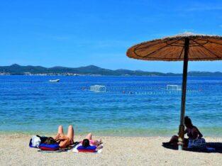 Plaža Kolovare, Zadar