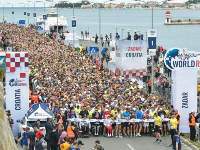 Wings for Life World Run, Zadar
