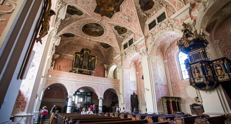 Crkva sv. Katarine, Zagreb