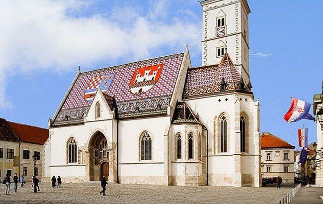Crkva sv. Marka, Zagreb