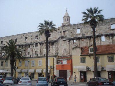 Dioklecijanova palača, Split