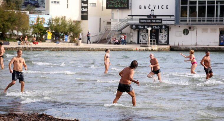 Plaža Bačvice, Split