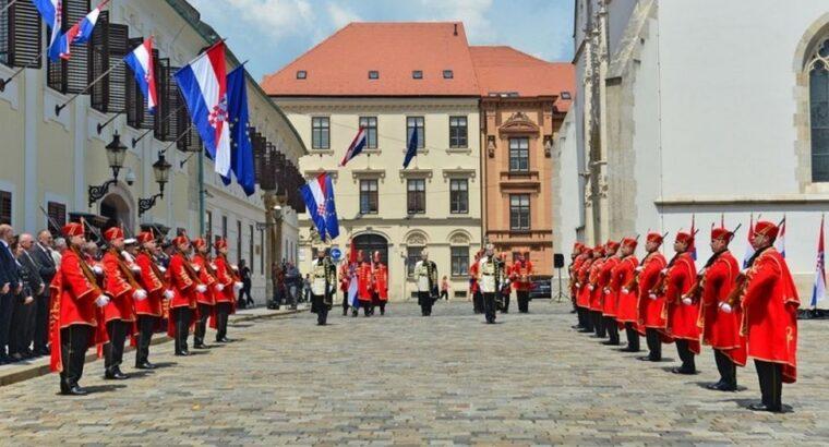 Trg svetog Marka, Zagreb