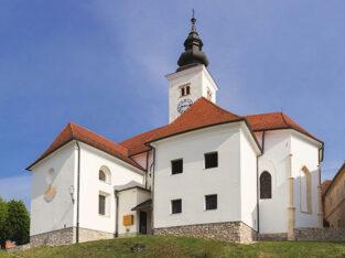 Crkvi Sv. Martina, Varaždinske Toplice